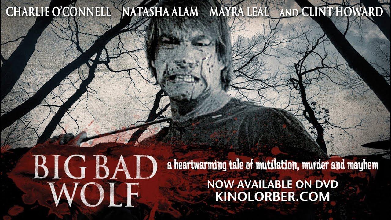 Big Bad Wolf 2013 Trailer Charlie Oconnell Clint Howard