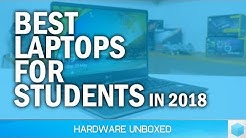 Top 5 Best Laptops for College Students in 2018