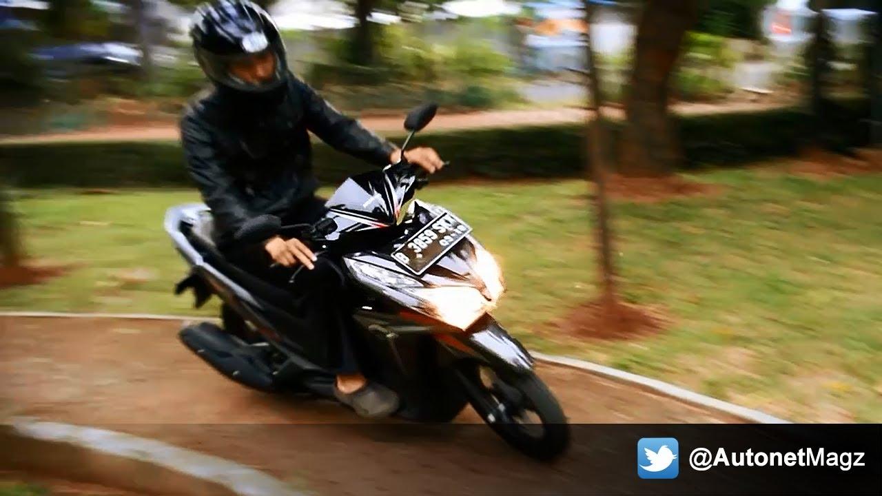 Honda Vario Techno 125 Helm In Pgm