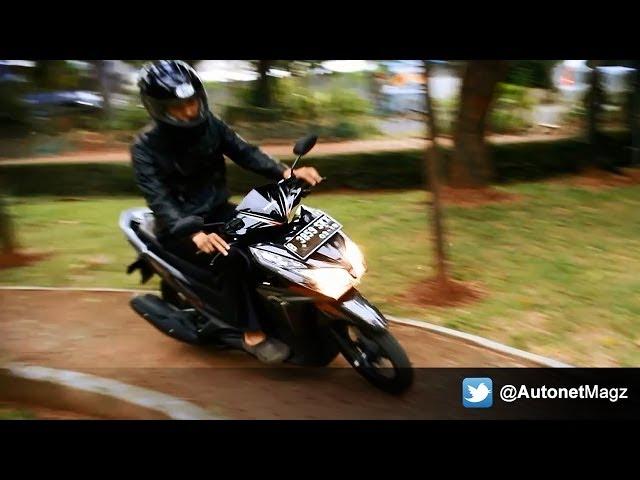 Honda Vario Techno 125 Helm in PGM-FI Review & Test Ride