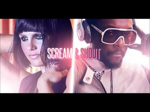 Will.i.am - Scream And Shout Ft. Britney Spears (Lyrics on screen)