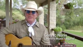 Texas Travel Industry Association PSA with Gary P. Nunn