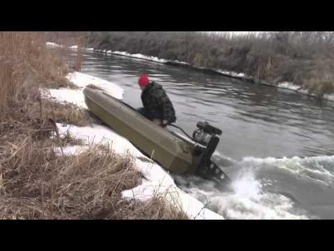 Лодочный мотор-болотоход Harpoon 6,5