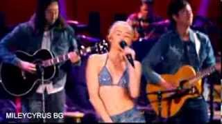 Miley Cyrus Covers Arctic Monkeys (MTV Unplugged 2014)