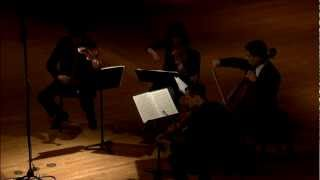 Avalon Quartet - Beethoven - String Quartet in A Minor, Op. 132 - I - Assai sostenuto-Allegro