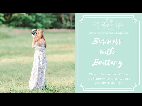 Business with Brittany Episode 4: How to get Clients