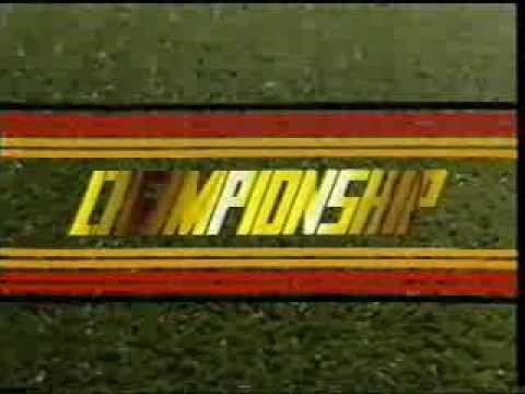 ITV European Football Championships 1988 titles