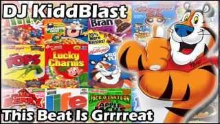 Cereal & Milk Rap Beat-DJ KiddBlast