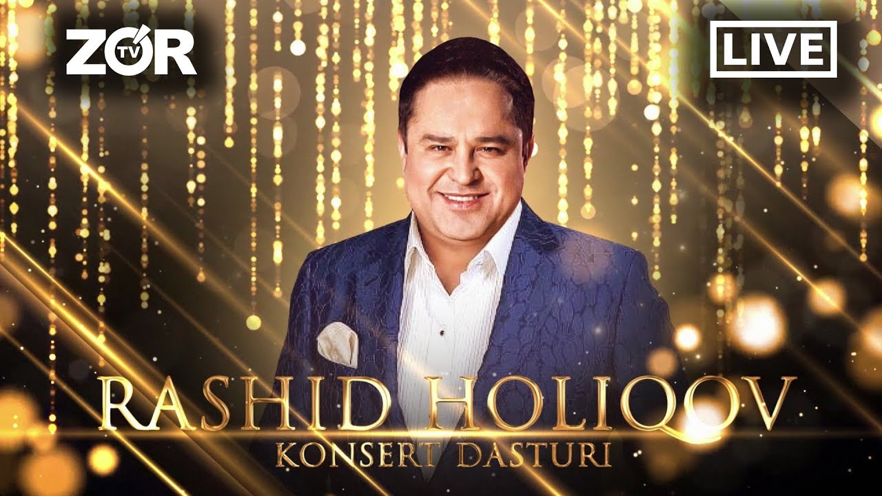 Rashid Holiqov (konsert dasturi 2020)
