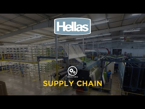 Hellas' Complete Supply Chain Control – The Key To Delivering The Best Stadium Construction