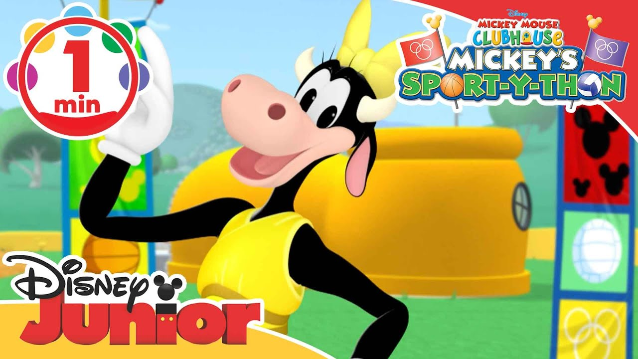 Mickey Mouse Clubhouse Mickey S Sport Y Thon Sport Y