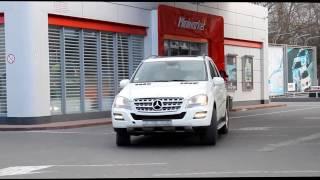 Прокат автомобилей в Кишиневе. Luxcar Moldova.  Rent a Car. MERCEDES ML350 CDI(, 2016-12-30T14:00:25.000Z)