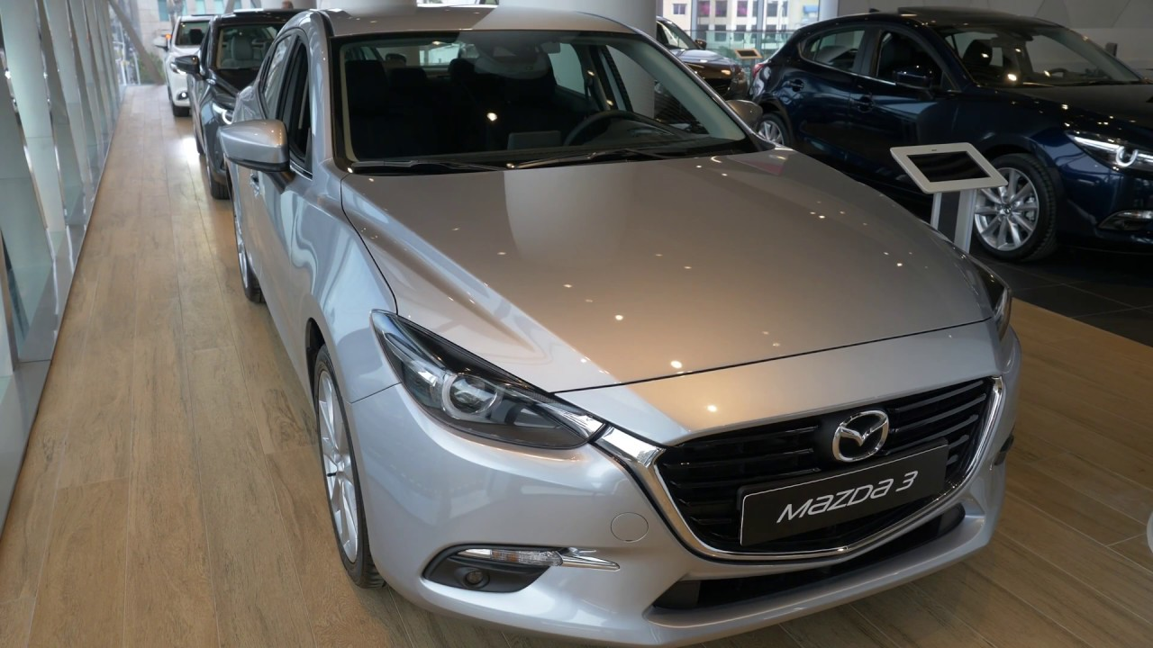 Mazda 3 Sedan 2018 Interior Exterior Youtube