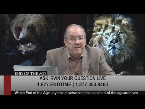 Open Line 267   Irvin Baxter   End of the Age LIVE STREAM