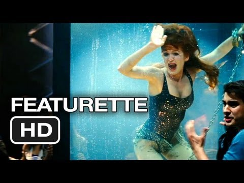 Now You See Me Featurette - Isla Fisher (2013) - Jesse Eisenberg Movie HD