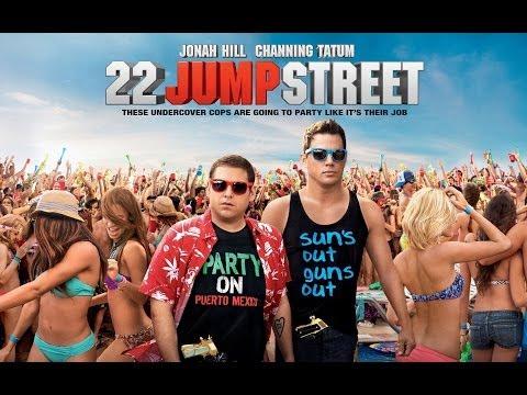 AMC SPOILERS - 22 JUMP STREET Review