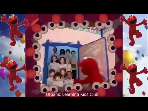 Elmo S World Singing With Mr Noodle In It And Mr Noodle
