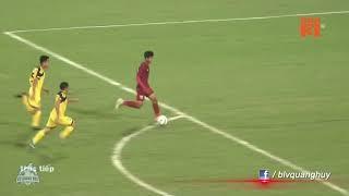Highlights   Voi Chiến U23 Thái Lan đè bẹp Ong Bắp Cày U23 Brunei với tỷ số không tưởng