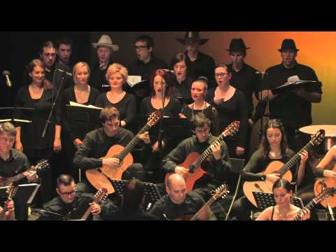 THE GOOD, THE BAD AND THE UGLY  E Morricone  Orkester Mandolina Ljubljana  cond Andrej Zupan