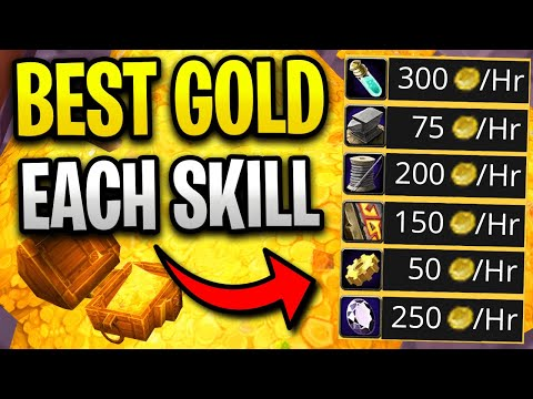 The Best Gold Makers for EVERY Profession in Classic TBC