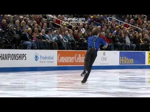Jason BROWN  U.S. Nationals 2015 SP