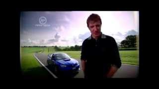 Fifth Gear NEW Subaru Impre WRX STi 2006 test