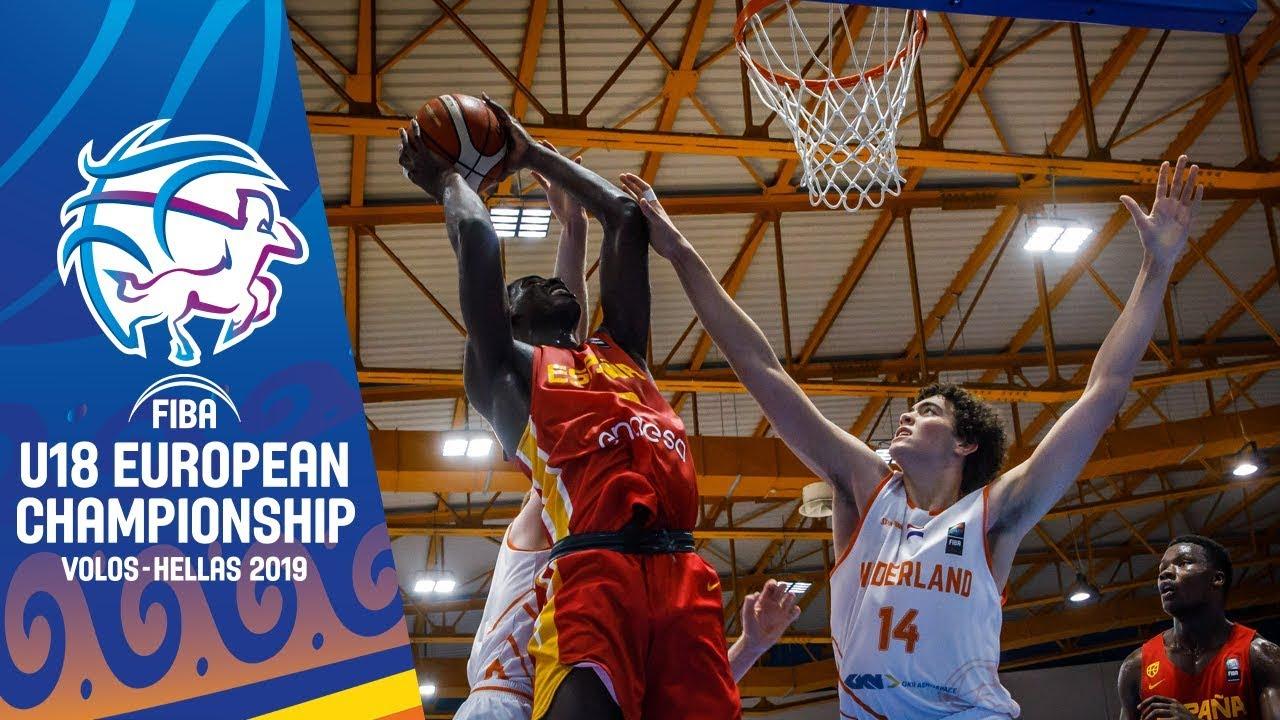 2019 FIBA U18 European Championship