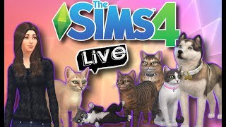 The Sims 4 Stream!! and roblox...