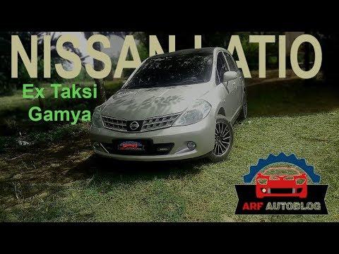 50 JUTAAN KOK GINI? Review Nissan Latio Sedan Eks Taksi Gamya By ARF Auto Review