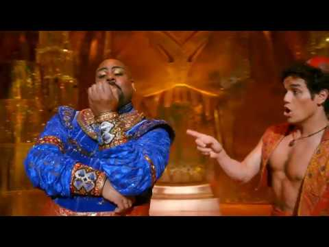 Disney's Aladdin in San Francisco: Nov 1, 2017–Jan 7, 2018