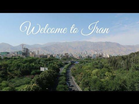 Let's explore Iran!!! Traveling from Dubai to Tehran