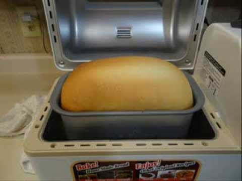Zojirushi Home Bakery Supreme 2-Pound-Loaf Breadmaker ...