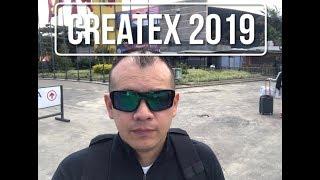 مع العلم آلات | Createx 2019 | الأستاذ Suescún | 4K