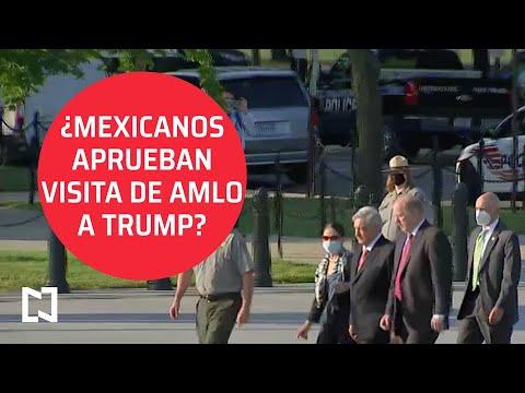 Aprobación de visita de López Obrador - Estrictamente Personal