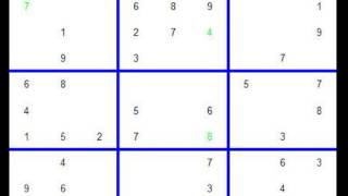 Sudoku Solver - Evil Puzzle