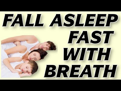 How to Fall Asleep Fast (Easy Breathing Exercise)