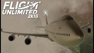 Flight Unlimited 2K18 ★ Early Access ★ GAMEPLAY ★ GEFORCE 1070