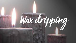 Panduro DIY – Wax Dripping Candles