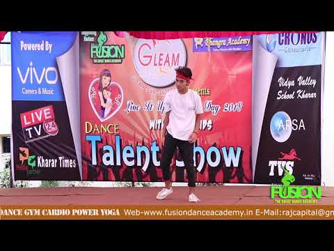 Dance Performance || Fusion The Great Dance Academy