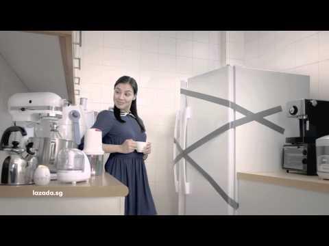 Lazada 新加坡电视广告促销 - 27/01