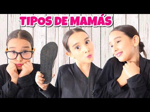 TIPOS DE MAMÁS - Gibby :)