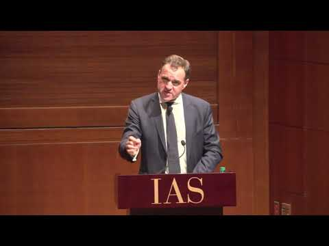 Applying History in Real Time: A Tale of Two Crises - Niall Ferguson