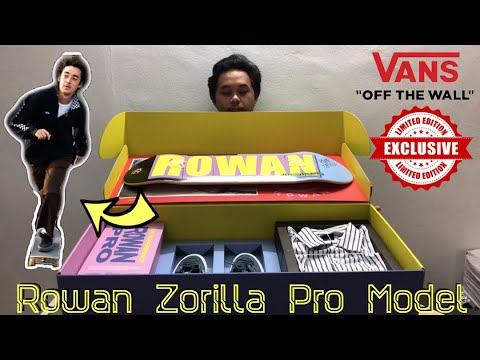 Vans ROWAN ZORILLA LIMITED BOX