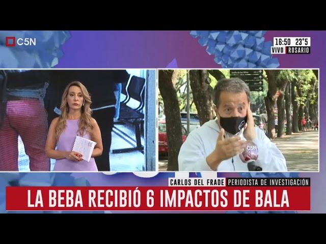 Carlos Del Frade sobre el crecimiento de la violencia en Rosario