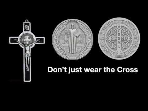 Learn how to Pray the Cross of St. Benedict