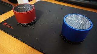 Unboxing Boxa cu Bluetooth Myria MDC-0601RD