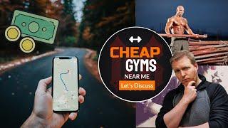 Cheap Gyms Near Me