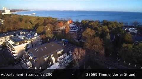 Ferienwohnung Strandallee 200 - Timmendorfer Strand