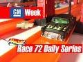 Hot Wheels 2017-55 CHEVY-Race 72
