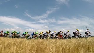GoPro: Tour de France 2017 - Stage 7 Highlight